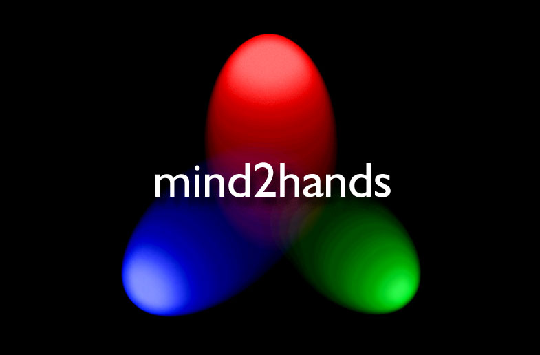 Welcome to www.mind2hands.com!